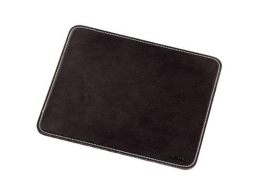 Коврик для мыши Hama H-54746 Leather Look коричневый