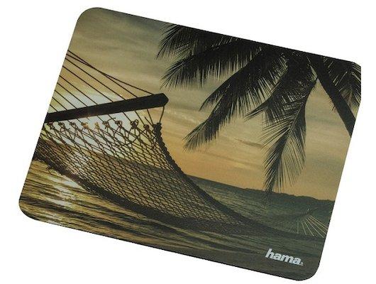 Коврик для мыши Hama Palm Hamook(54738) рисунок