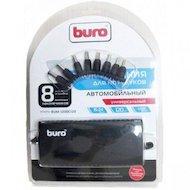 Фото Сетевой адаптер для ноутбука BURO BUM-1200C120 ручной 120W 15V-24V 8-connectors 6A 1xUSB 0.5A от прикуривателя