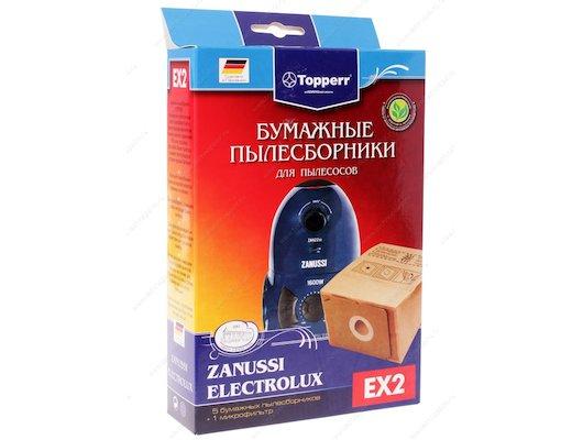 Пылесборники TOPPERR 1011 EX 2