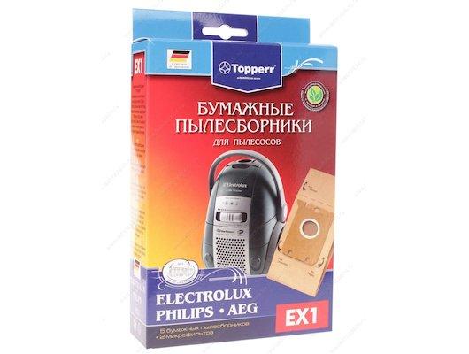 Пылесборники TOPPERR 1010 EX 1