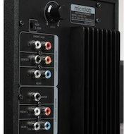 Фото Компьютерные колонки Microlab M700 5.1 черный 62Вт