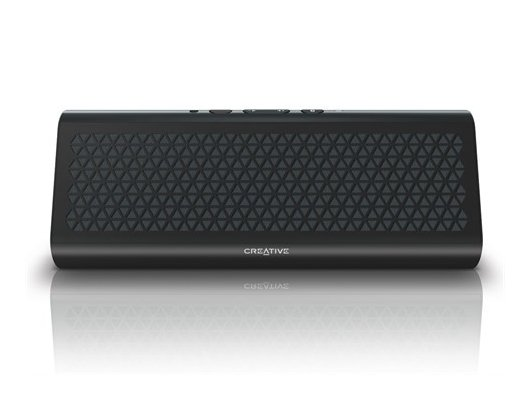 Колонка Creative Airwave 1.0 черный/серый