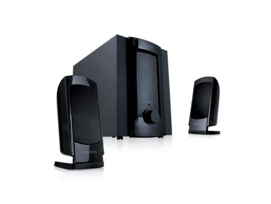 Компьютерные колонки Microlab M-310 чёрные