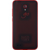 Фото Смартфон Alcatel 7048X GO PLAY Black/Black+Red