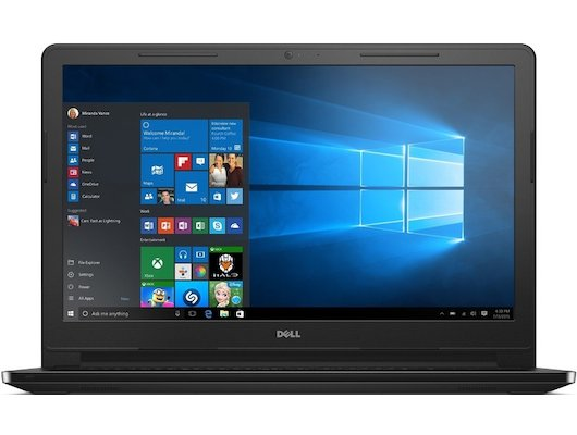 Ноутбук Dell Inspiron 3552-1295 intel N3050/2Gb/500Gb/Intel HD15.6/WiFi/Win10