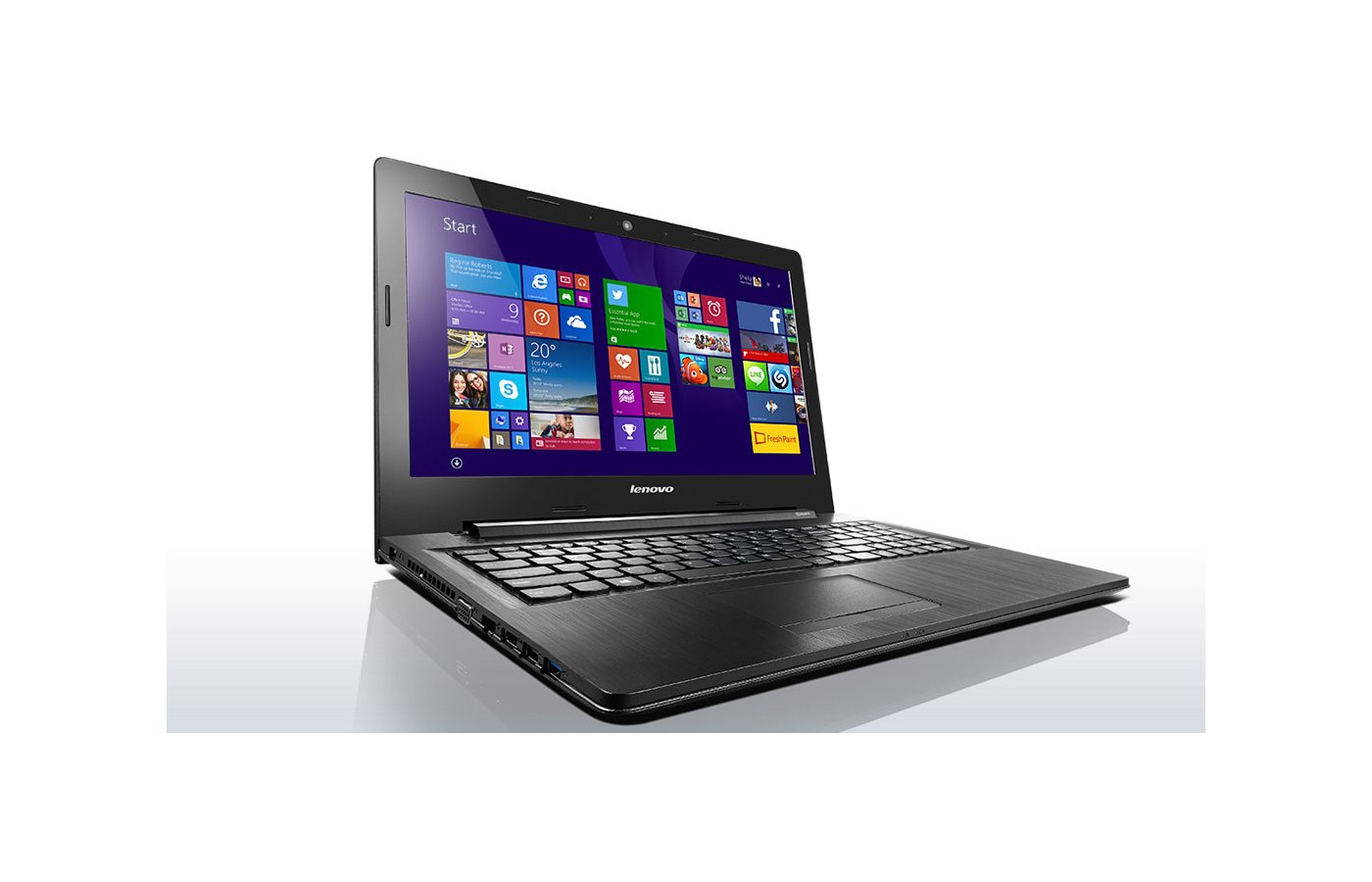 Ноутбук Lenovo IdeaPad 300-15IBR /80M30013RK/ intel N3700/4Gb/500Gb/DVDRW/GT920 1Gb/15.6/WiFi/BT/Win10