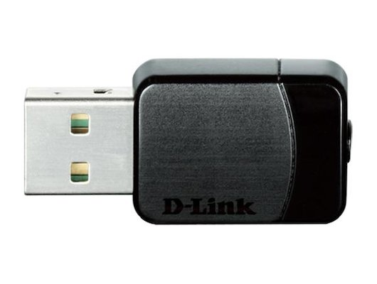 Сетевое оборудование D-Link DWA-171 DWA-171 Wi-Fi 802.11n AC Dual Band USB