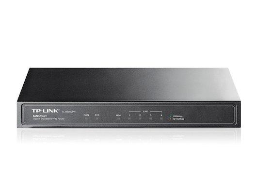 Сетевое оборудование TP-Link TL-R600VPN