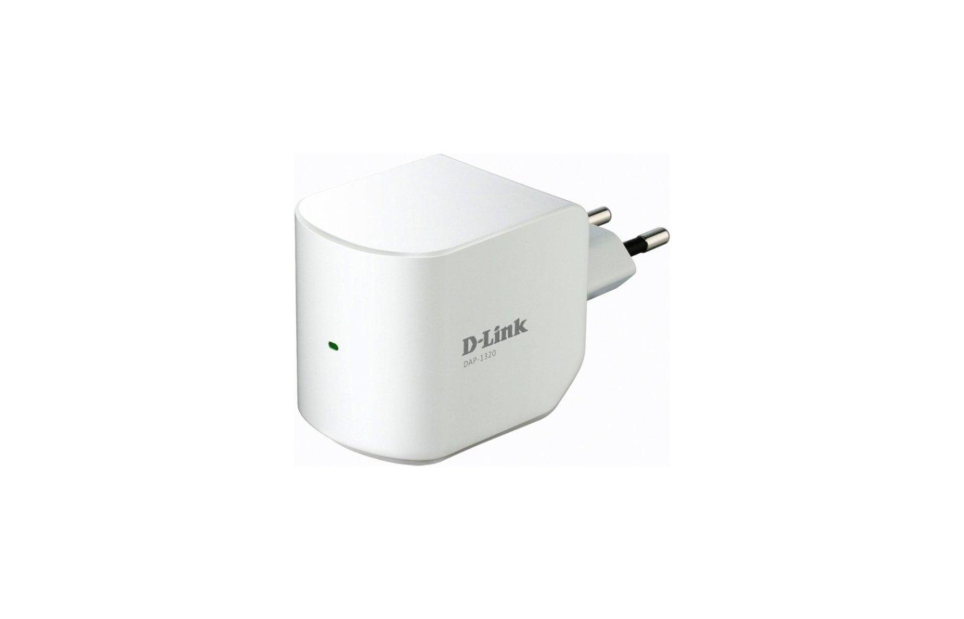 Сетевое оборудование D-Link DAP-1320