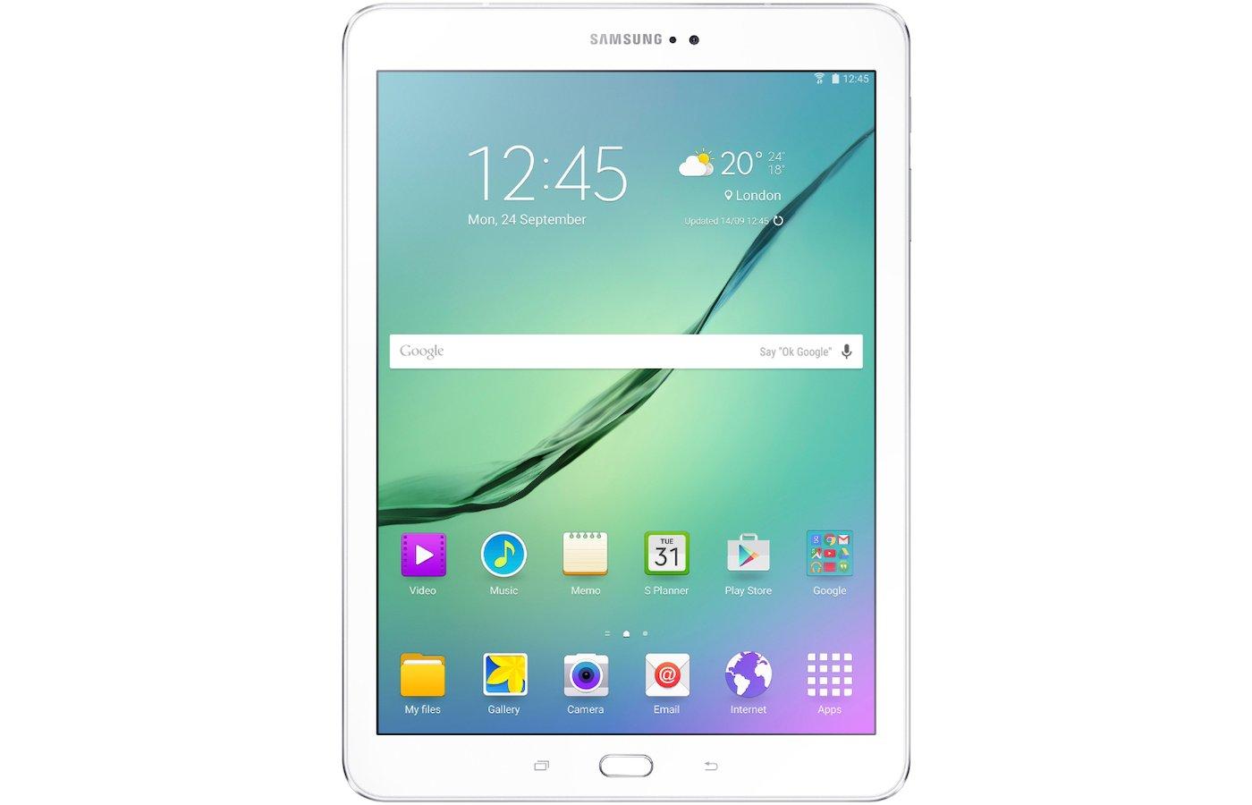 Планшет Samsung GALAXY Tab S2 9.7 /SM-T815NZWESER/ LTE 32Gb White
