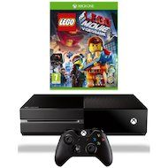 Xbox One 500 GB (5C7-00181) + Lego the Movie