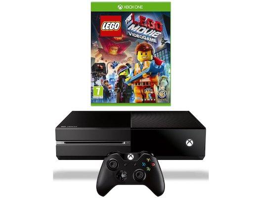 Xbox One 500 GB (5C7-00181) + Lego the Movie