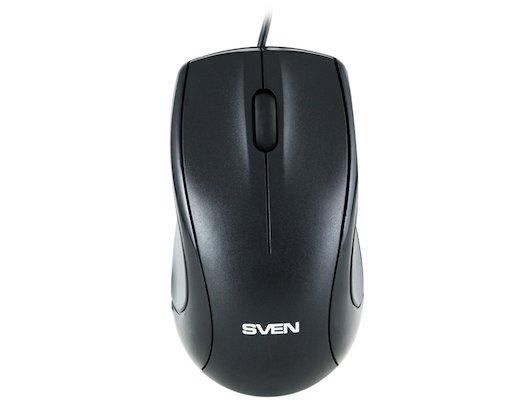 Мышь проводная SVEN RX-150 USBPS/2