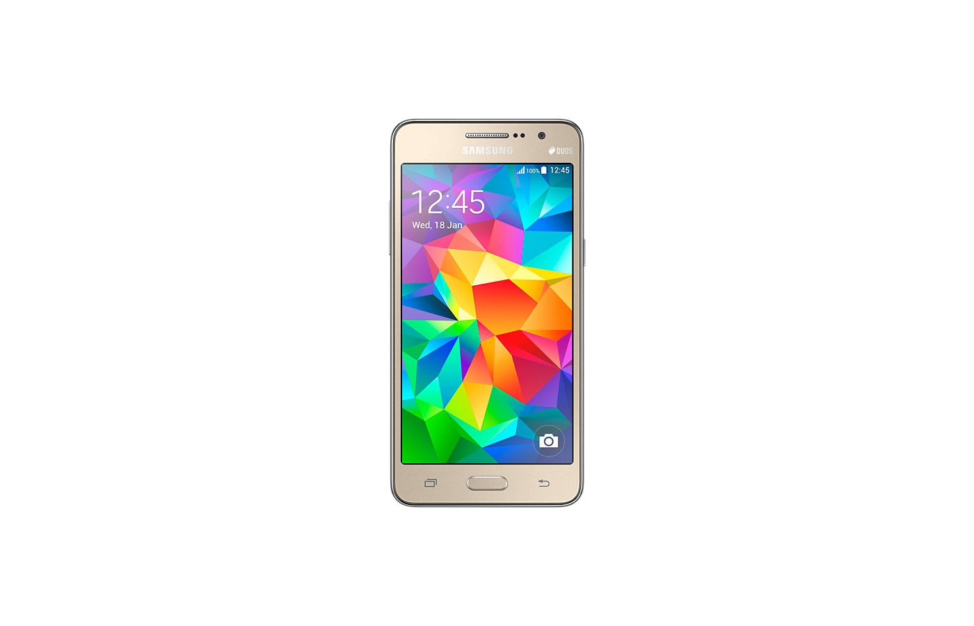 Смартфон Samsung SM-G531H Galaxy Grand Prime VE Duos gold