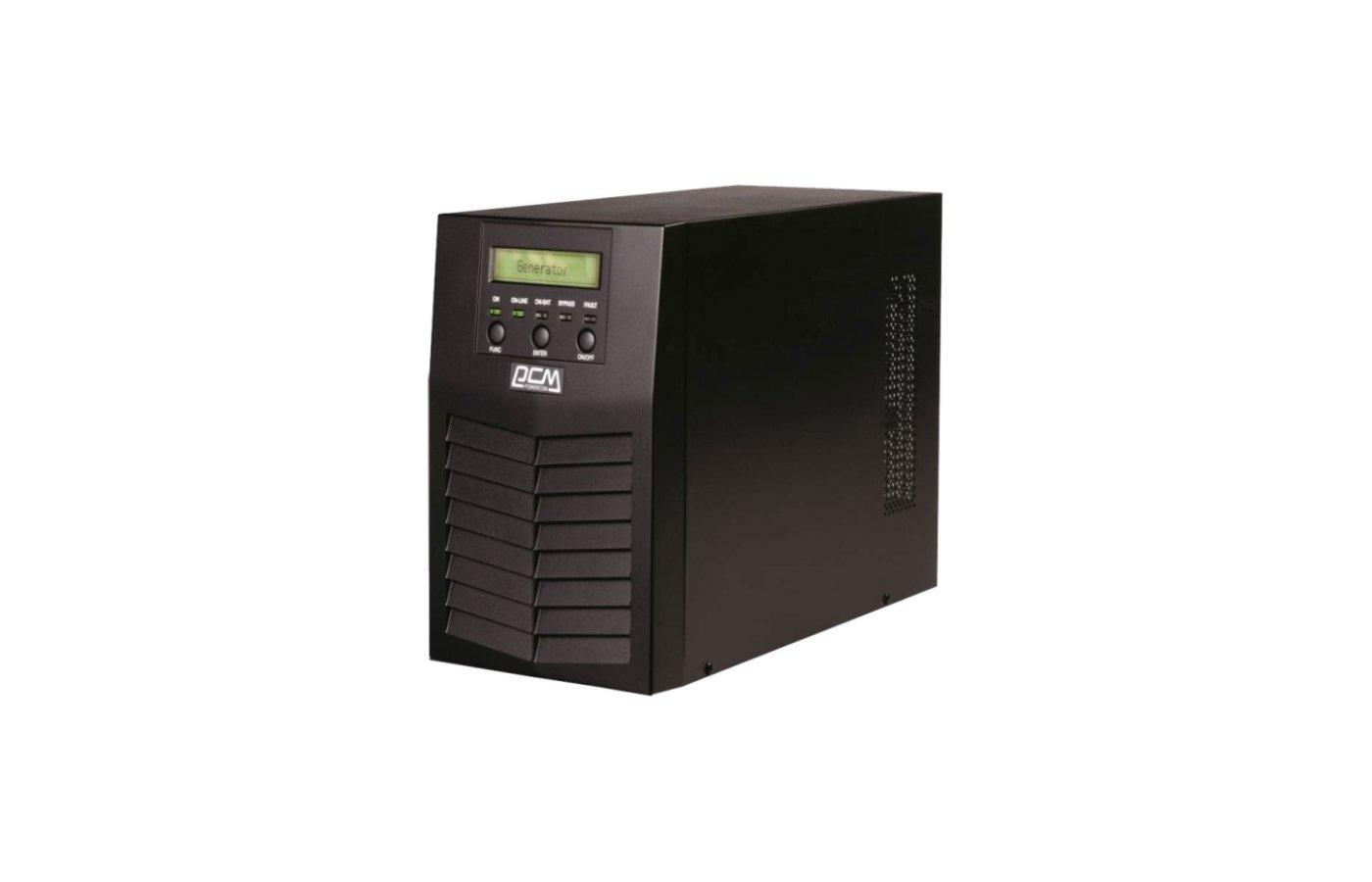 Блок питания Powercom Macan MAS-3000 3000Вт 2700ВА черный
