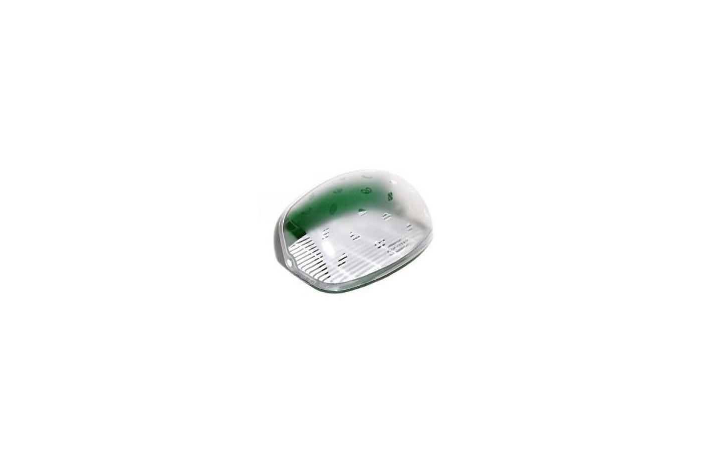 хлебница BEROSSI 04111 зелёная