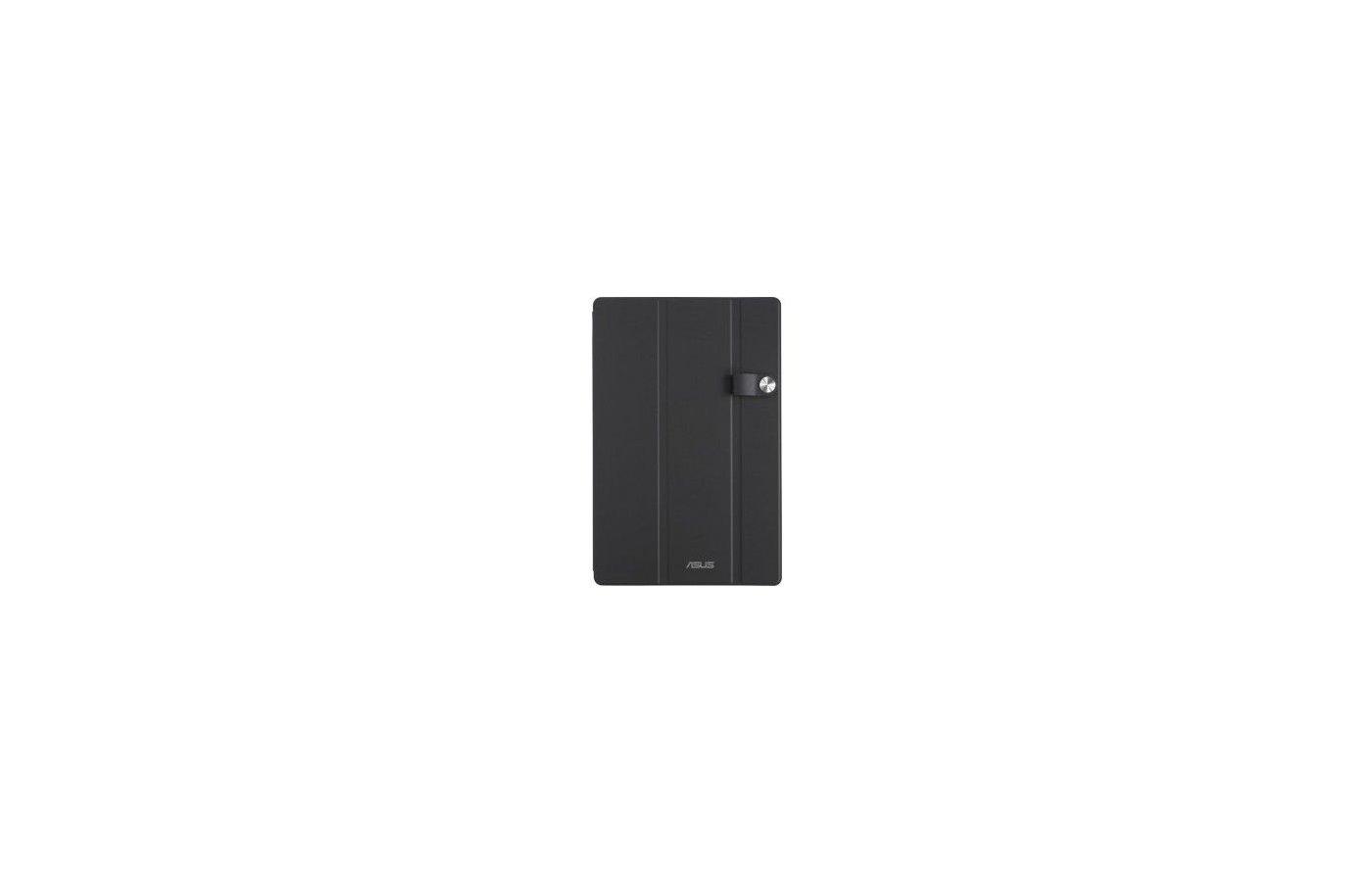 Чехол для планшетного ПК Asus для ZenPad 8 PAD-14 TRICOVER/Z580/BK/8 полиуретан/поликарбонат черный (90XB015P-BSL340)