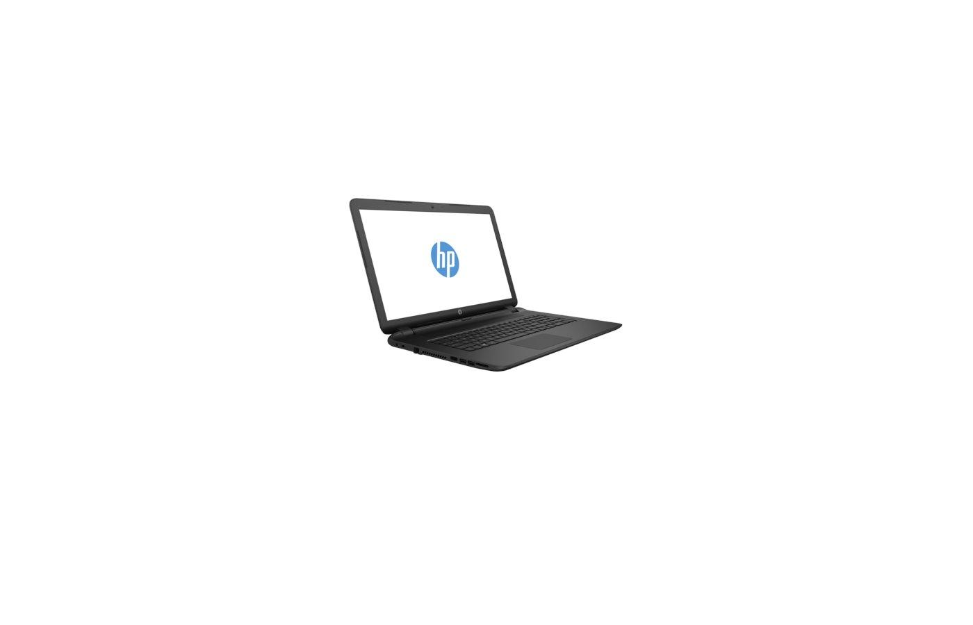 Ноутбук HP 17-p103UR /P0T42EA/ AMD A6 6310/4Gb/500Gb/Radeon R4/DVDSM/17.3HD+/WiFi/Win10