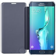 Фото Чехол Samsung СlCover для Galaxy S6 Edge+ (SM-G928) (EF-ZG928CBEGRU) черный