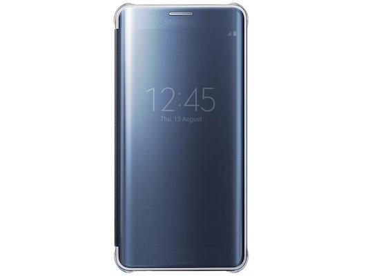 Чехол Samsung СlCover для Galaxy S6 Edge+ (SM-G928) (EF-ZG928CBEGRU) черный