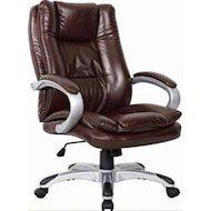 Фото EXCOMP QA-6772 Кресло/кожзам/коричневый