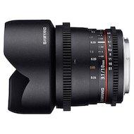 Объектив SAMYANG MF 10mm T3.1 VDSLR Sony A