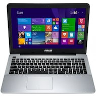 Фото Ноутбук ASUS X555LF-XO083H /90NB08H2-M01130/ intel i5 5200U/6Gb/1Tb/DVDRW/930M 2Gb/15.6/WiFi/Win8