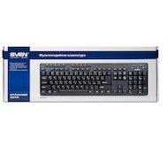 Фото Клавиатура проводная SVEN Standard 307M USB чёрная