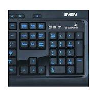 Фото Клавиатура проводная SVEN Comfort 7600 EL