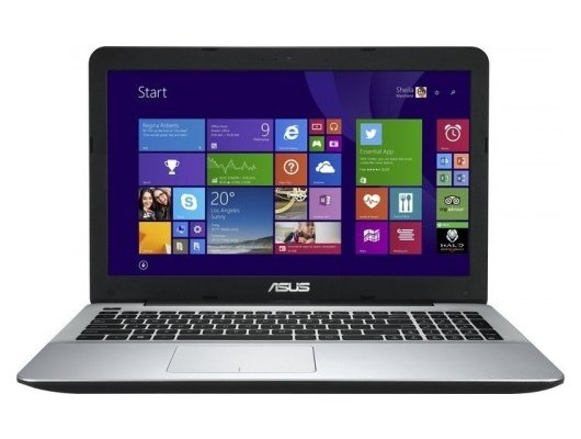Ноутбук ASUS X555LF-XO083H /90NB08H2-M01130/ intel i5 5200U/6Gb/1Tb/DVDRW/930M 2Gb/15.6/WiFi/Win8