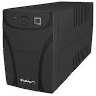 Фото Блок питания Источник бесперебойного питания Ippon Back Power Pro 400 New 240Вт 400ВА черный