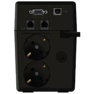 Фото Блок питания Источник бесперебойного питания Ippon Back Power LCD Pro 800 480Вт 800ВА черный