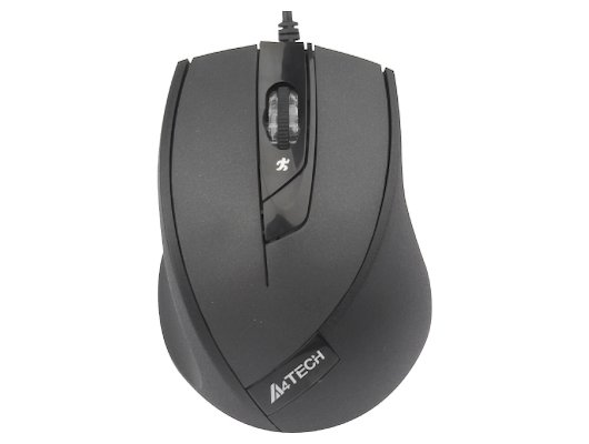 Мышь проводная A4Tech N-600X-1