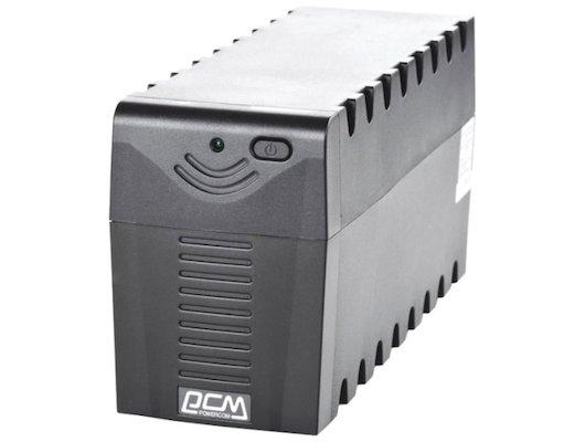 Блок питания Powercom RPT-800AP 480W черный