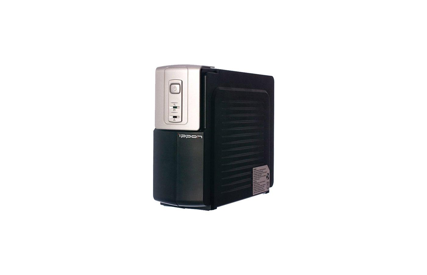 Блок питания Ippon Back Office 1000 600Вт 1000ВА черный