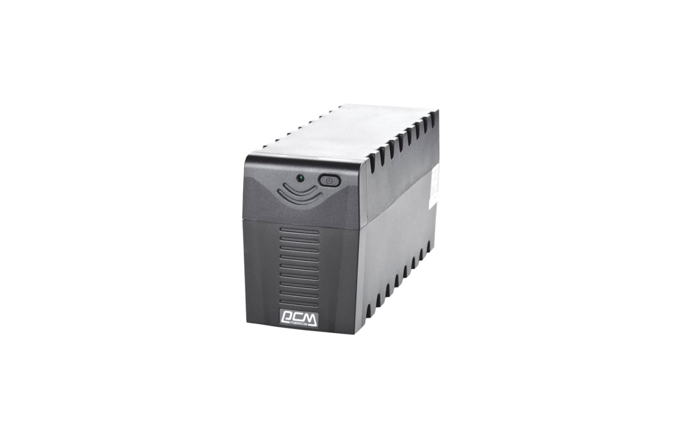 Блок питания Powercom RPT-800A 480W черный