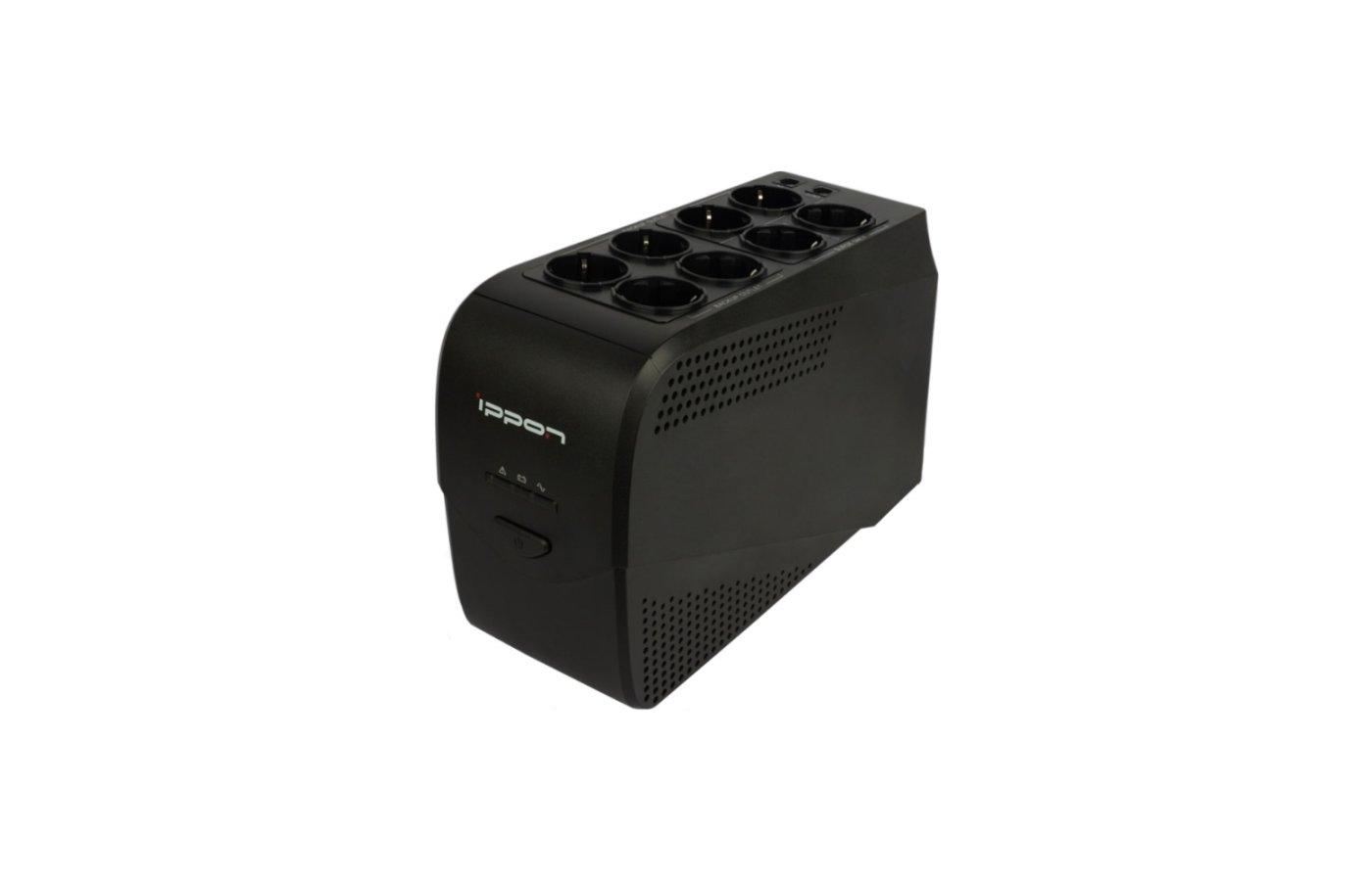 Блок питания Источник бесперебойного питания Ippon Back Comfo Pro New 800 480Вт 800ВА