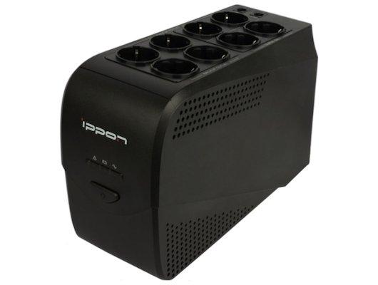 Блок питания Источник бесперебойного питания Ippon Back Comfo Pro New 600 360Вт 600ВА