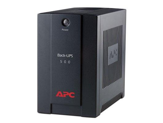 Блок питания APC Back-UPS BX500CI 500VA черный