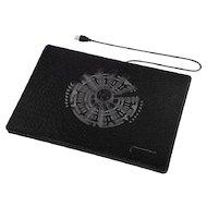 Подставка для ноутбука Hama Slim Black (53067) (00053067)