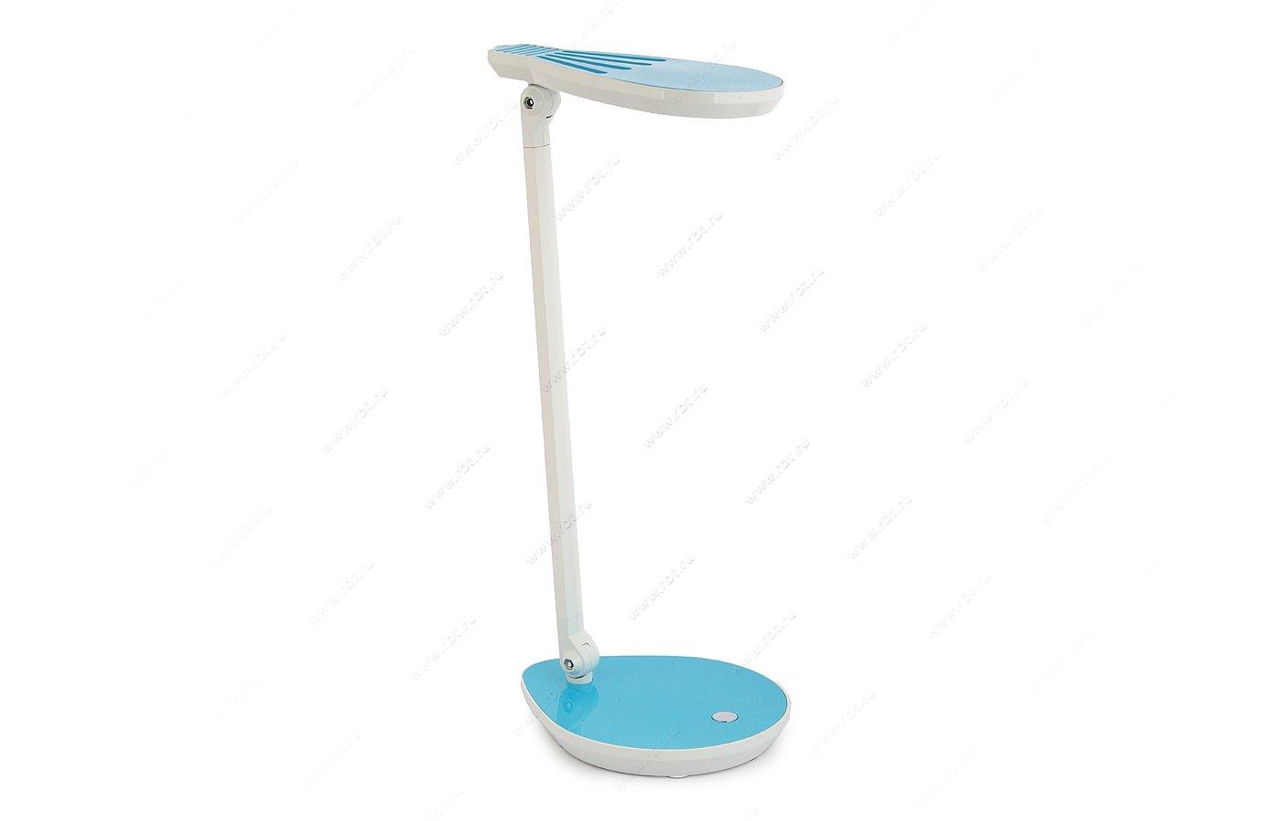 Светильник настольный Camelion KD-786 C13 голубой LED (Свет-к настольный 5 Вт 4000К 230В)