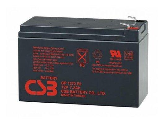 Блок питания Батарея CSB 12V/7Ah GP1272 F2