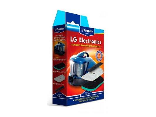Фильтр для пылесоса TOPPERR 1128 FLG 70 Комплект фильтр д/пылесосов LG VK69... VK70... (VPM-SGG)