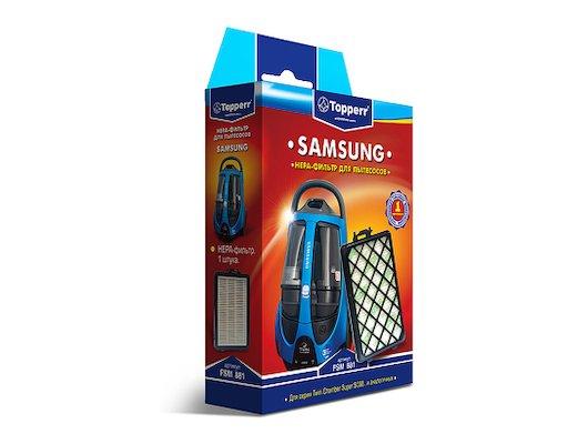 Фильтр для пылесоса TOPPERR 1125 FSM 881 HEPA-фильтр д/пылесоса SAMSUNG SC88.. (DJ97-01670D).