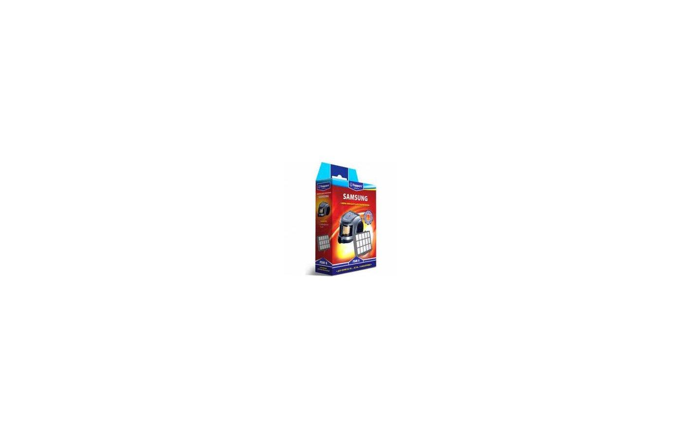 Фильтр для пылесоса TOPPERR 1105 FSM6 Hepa Filter д/пылесоса Samsung SC65... SC66... серий H12