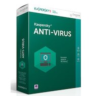 Компьютерное ПО Kaspersky Anti-Virus 2016 Russian Edition. 2-Desktop Base Box (12мес) (KL1167RBBFS)