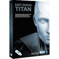 Компьютерное ПО Eset NOD32 TITAN version 2 – 1год/3ПК и 1 мобильного устройства (NOD32-EST-NS(BOX2)-1-1)