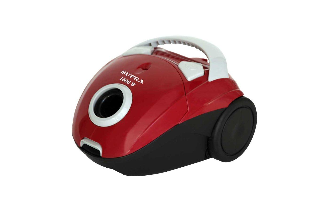 Пылесос SUPRA VCS-1601 red