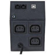 Фото Блок питания Powercom RPT-1000AP 600W черный